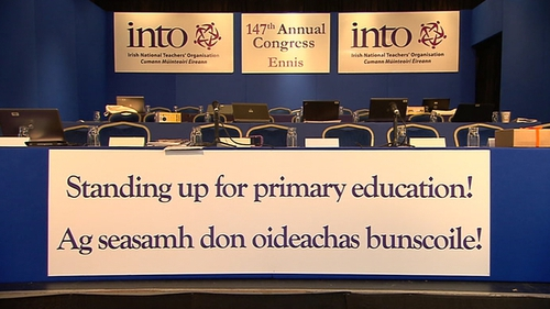The INTO has been urged to enter into immediate negotiations to restore posts of responsibility within schools