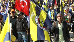The attack on the Fenerbahce team bus has been defined as an attack on Turkish sport