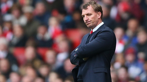 Brendan Rodgers was the first Premier League manager to be fired in 2015/16