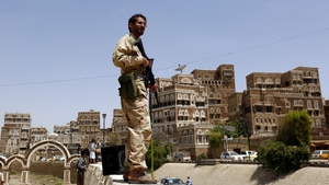 Airstrikes continue to target Houthi rebels and military units loyal to former President Ali Abdullah Saleh
