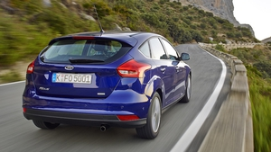 The Ford Focus is Ireland's most popular second-hand car.