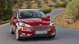The Ford Focus has been given a makeover