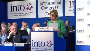 Jan O'Sullivan said she recognised that pay was the biggest issue for delegates this year