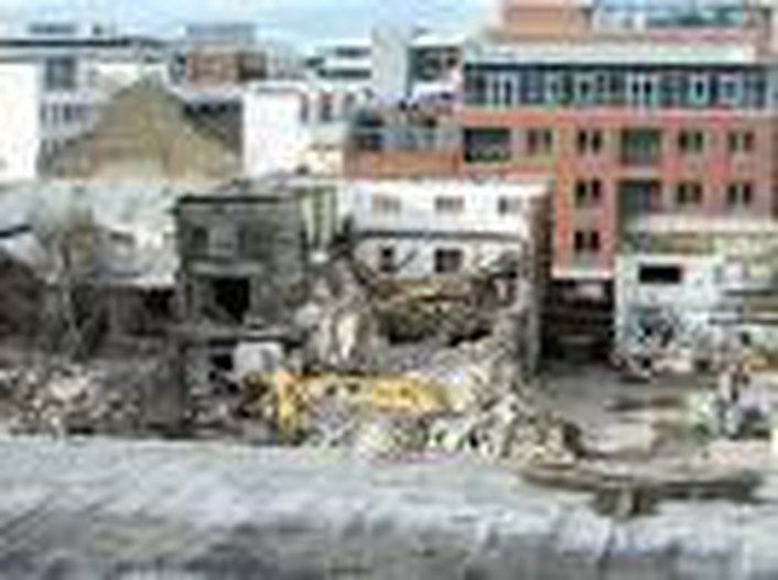 Windmill Lane Studios demolished