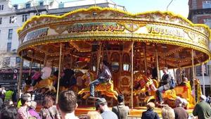 As did the carousel (Pic: Seanán Ó Coistín)