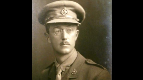 The first of 31 British soldiers to die in the ambush at Mount Street Bridge was Captain Frederick Dietrichsen