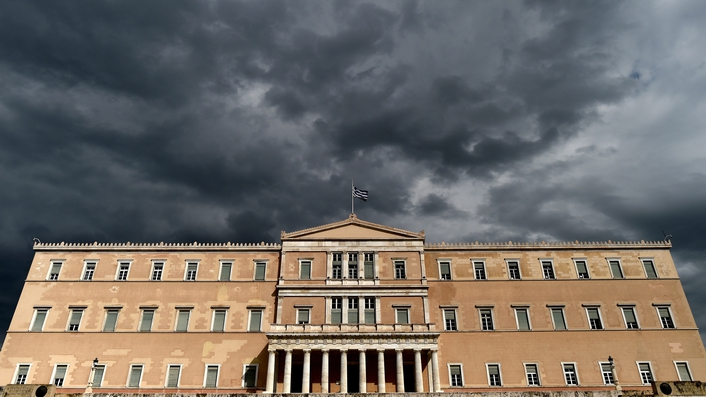 EU ministers meet to consider extending Greek bailout