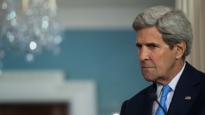 John Kerry said the 'perceived ceasefire violations' by the Syrian government would be discussed today
