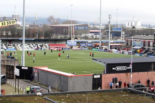 Crusaders' Seaview Stadium will host the penalty retake
