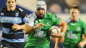 Mick Kearney was previously with Leinster at age grade level