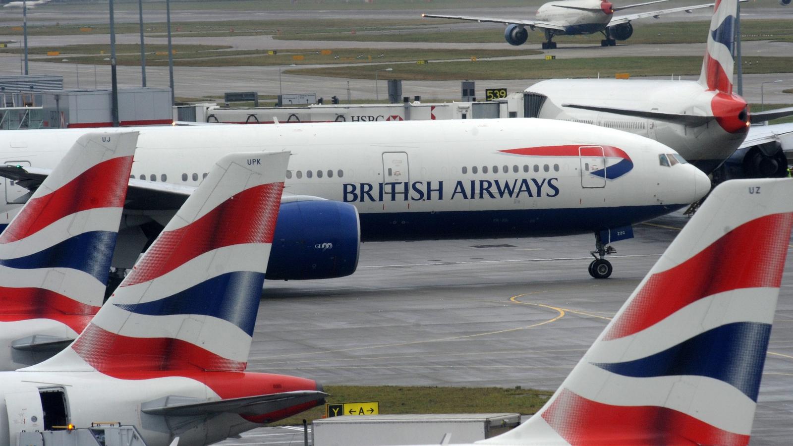 Power supply issue caused IT failure at British Airways