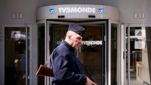 The assault caused TV5Monde's 11 channels to go temporarily off air and also hit its websites
