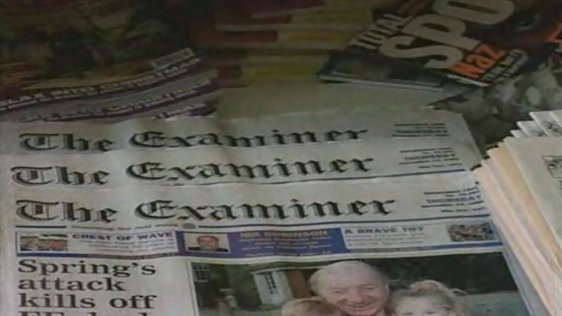 The Examiner Renamed Irish Examiner