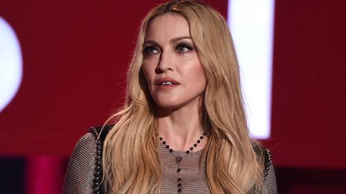 Madonna has welcomed twin daughters, Estere and Stelle, into her family