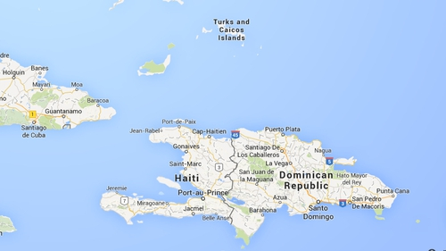 The people were thought to be trying to reach Turks and Caicos