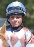Jockey Samantha Wynne