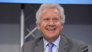 GE chief Jeff Immelt said it was a major step for the company