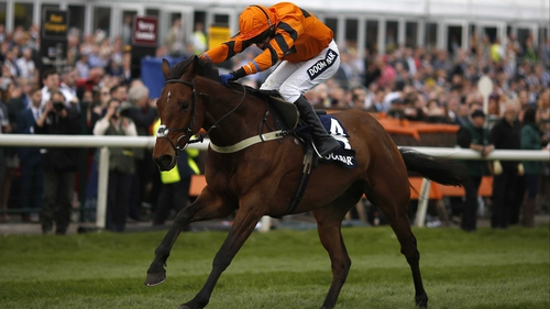 Thistlecrack finished fifth in the Imperial Cup at Sandown last month