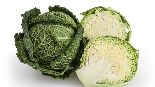 Savoy Cabbage Puree