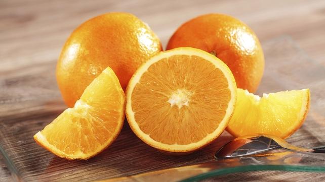 Crunchy Orange Butter Scones