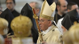Pope Francis marks 100 years since the mass killings of Armenians