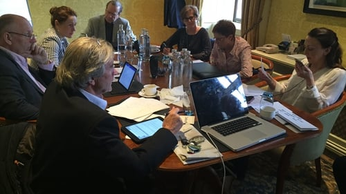 The National Association of General Practitioners met in Dublin today