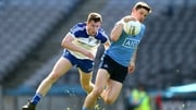 Diarmuid Connolly in action against Monaghan in the Division 1 semi-final