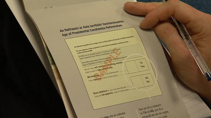 One week left for people to register ahead of referendums