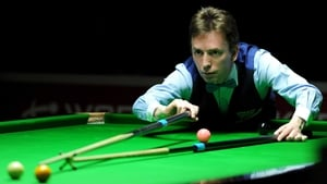 Ken Doherty lost all three frames of the second day's play to bow out 10-2