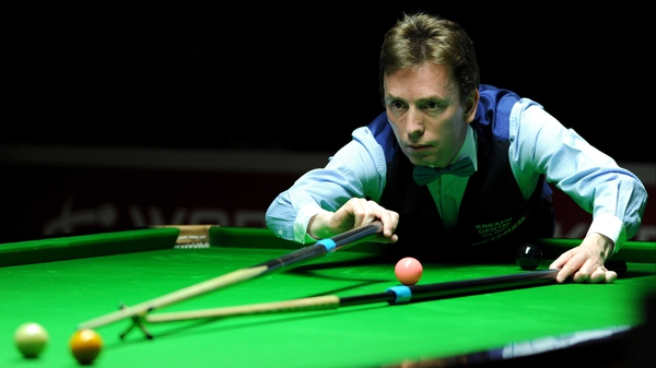 Ken Doherty reached the final of the UK Championship in 1994, 2001 and 2002