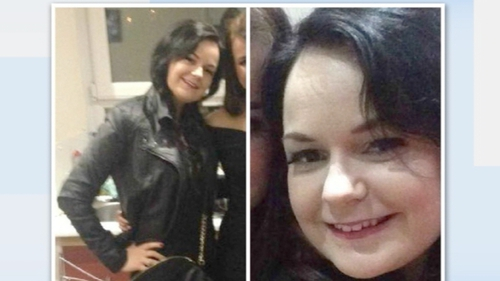 Police in Glasgow are looking for information on missing student Karen Buckley