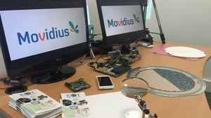 Movidius makes software and hardware to enable devices to have human level vision capabilities