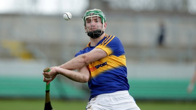 Noel McGrath starts for Tipperary against Dublin
