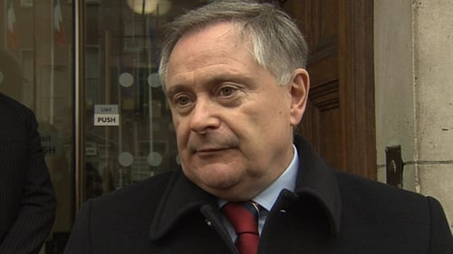 No plan for first time buyers was put forward in Mr Howlin's alternative budget