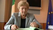 Minister Frances Fitzgerald will bring the bankruptcy bill to Cabinet tomorrow