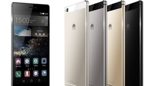 The Huawei P8 comes in four colours