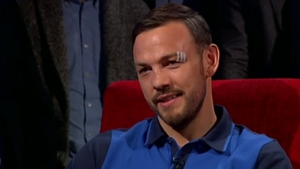 World Middleweight champion Andy Lee
