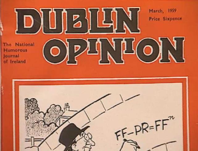 Dublin Opinion Magazine