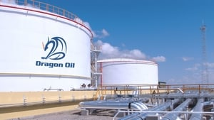 Dragon Oil reiterates its full-year targets of reaching a production level of 100,000 barrels a day