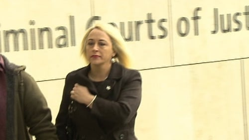 Gail O'Rorke faces three charges relating to the suicide of her friend