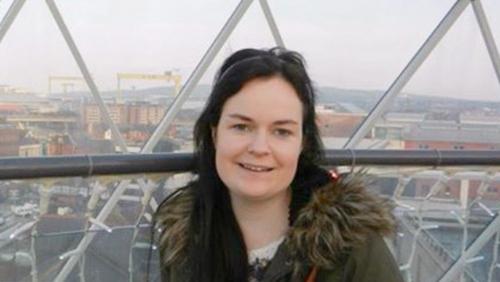 Karen Buckley was found murdered in Glasgow earlier this month