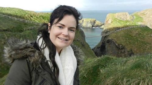 Karen Buckley had moved to Glasgow in January to study occupational therapy