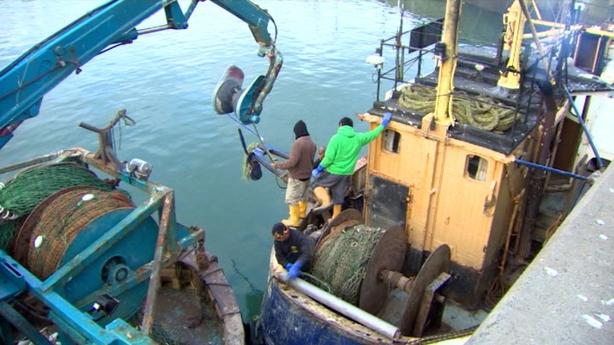 Karen trawler
