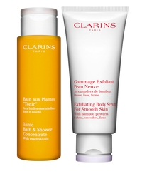 Getting my skin summer ready with Clarins