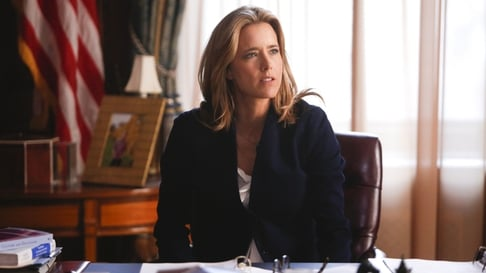 Téa Leoni stars as Madam Secretary