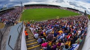Nowlan Park in Kilkenny hosts the double-header