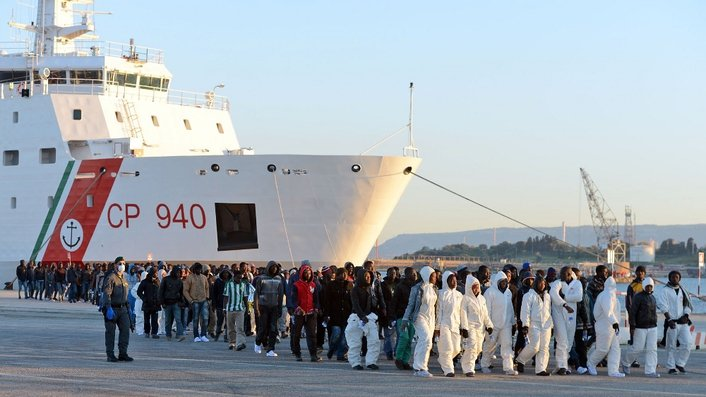 The plight in the Mediterranean