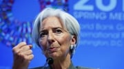 Christine Lagarde said the IMF needed to protect its lending reputation
