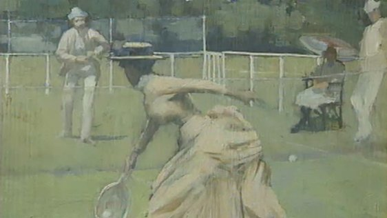 Discovery Of John Lavery's 'Played'