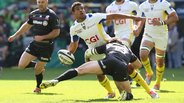 Clermont beat Sarries to reach Champions Cup final
